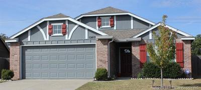 Jenks Single Family Home For Sale: 10412 S Quincy Street