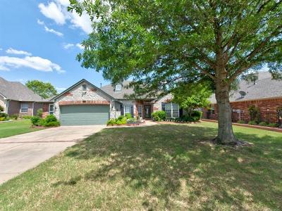 Bixby Single Family Home For Sale: 12215 S 98th East Avenue