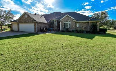 Ada Single Family Home For Sale: 10480 County Road 3560