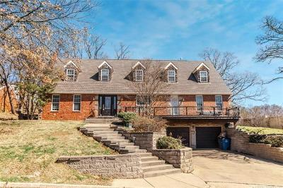 Tulsa Single Family Home For Sale: 7037 S Birmingham Court