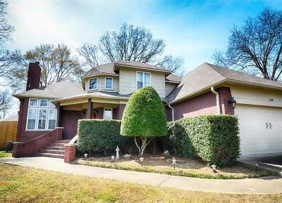 Sallisaw Single Family Home For Sale: 2108 Hillside Circle