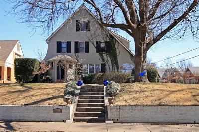 Tulsa Single Family Home For Sale: 2265 S Saint Louis Avenue