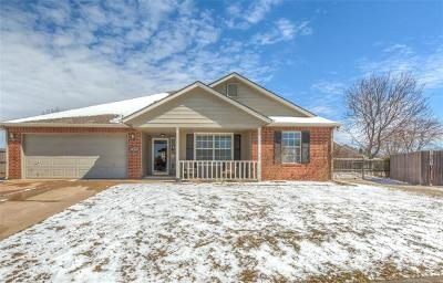 Owasso Single Family Home For Sale: 15003 E 87th Place N