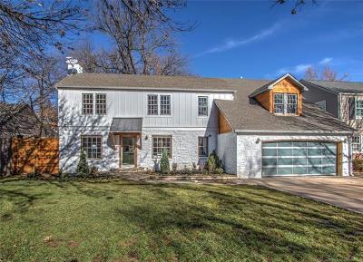 Tulsa Single Family Home For Sale: 2537 E 22nd Street