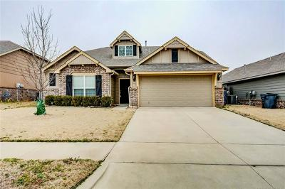 Jenks Single Family Home For Sale: 3915 W 104th Place S