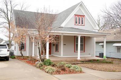 Sapulpa Single Family Home For Sale: 1024 E Lee Avenue