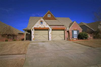 Owasso Single Family Home For Sale: 9905 E 90th Court North