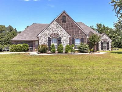 Broken Arrow Single Family Home For Sale: 28667 E 25th Place