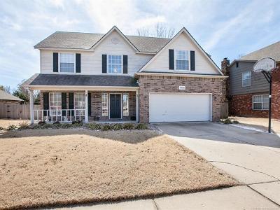 Broken Arrow Single Family Home For Sale: 4409 W Joliet Street