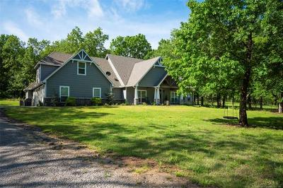 Claremore Single Family Home For Sale: 15500 E Hooty Creek Road