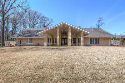 Tulsa Single Family Home For Sale: 11314 S Granite Avenue