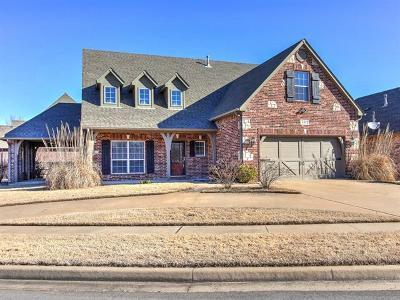 Broken Arrow Single Family Home For Sale: 107 S Butternut Avenue
