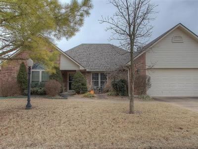 Collinsville Single Family Home For Sale: 10772 E 142nd Court North