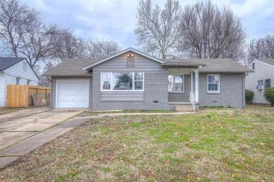 Tulsa Single Family Home For Sale: 4305 E 26th Street