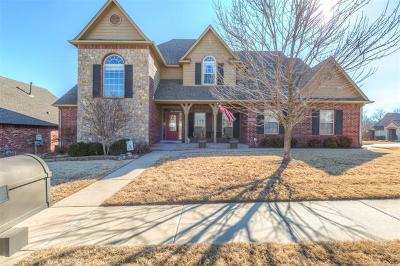 Bixby Single Family Home For Sale: 13911 S 27th Street