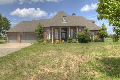 Bixby Single Family Home For Sale: 6451 E 191st Street S