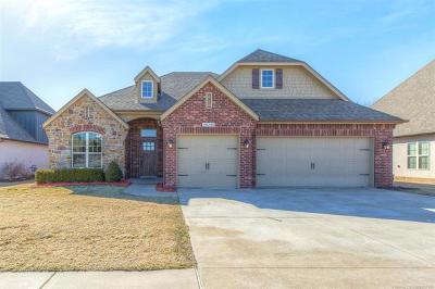 Bixby Single Family Home For Sale: 14386 S Hudson Avenue