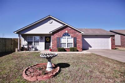 Broken Arrow Single Family Home For Sale: 8982 S 258th Avenue E