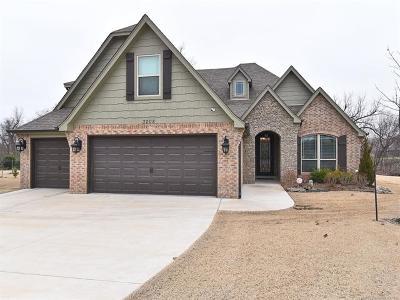 Broken Arrow Single Family Home For Sale: 3208 W Edgewater Street