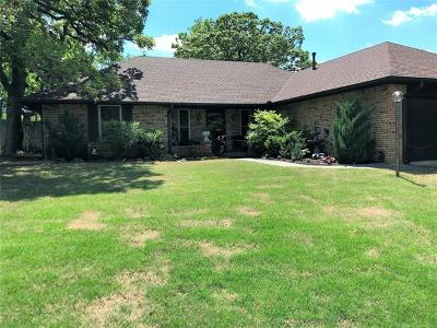 Ada Single Family Home For Sale: 2405 Timber Terrace
