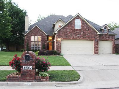Broken Arrow Single Family Home For Sale: 3812 W Vandalia Street