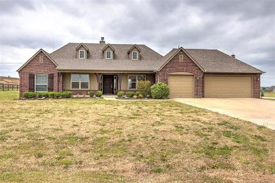 Skiatook Single Family Home For Sale: 14182 N Sandstone Avenue
