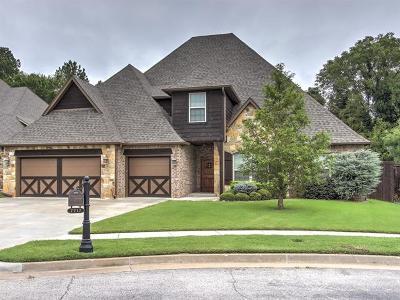 Tulsa Single Family Home For Sale: 7717 E 109th Street