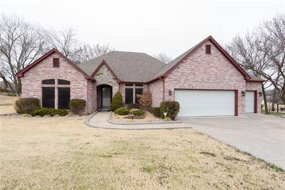 Broken Arrow Single Family Home For Sale: 28557 E 75th Street S