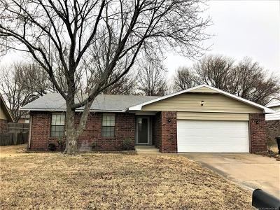 Bartlesville Single Family Home For Sale: 1218 Prairie Heights Drive
