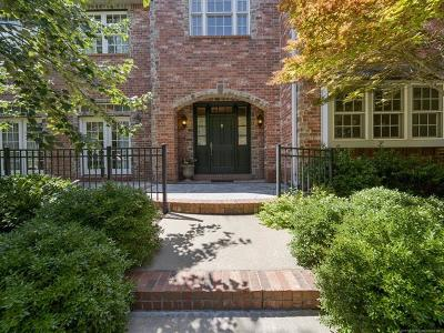 Jenks Single Family Home For Sale: 12800 S 14th Circle