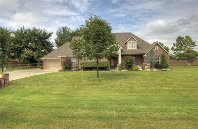Owasso Single Family Home For Sale: 7123 E 85th Street North
