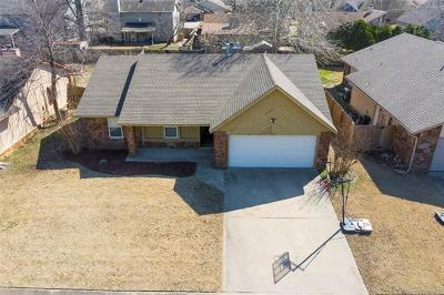 Broken Arrow Single Family Home For Sale: 4413 W Reno Street