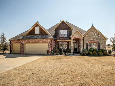 Claremore Single Family Home For Sale: 25397 Stonebridge Parkway