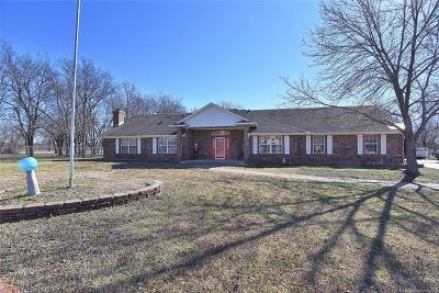 Tulsa Single Family Home For Sale: 1121 179th East Avenue