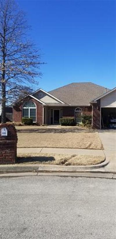 Owasso Single Family Home For Sale: 12203 E 79th Court North