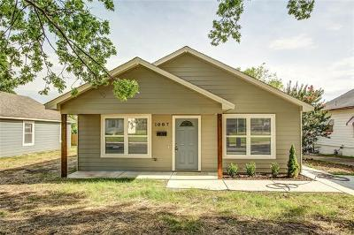 Sapulpa Single Family Home For Sale: 1003 E Pfendler Avenue