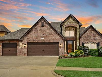 Tulsa Single Family Home For Sale: 4901 S 165th East Avenue