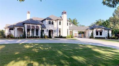 Tulsa Single Family Home For Sale: 10135 S 71st East Avenue