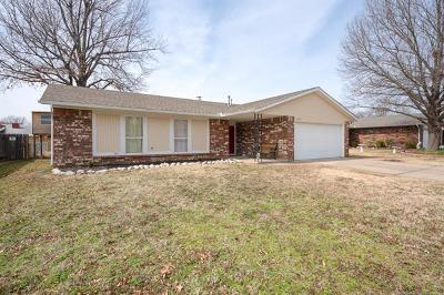 Owasso Single Family Home For Sale: 7902 N 120th East Avenue