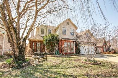 Jenks Single Family Home For Sale: 11410 S Mulberry Circle