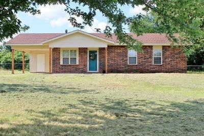 Sallisaw Single Family Home For Sale: 461209 E 996th Road