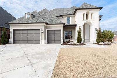 Broken Arrow Single Family Home For Sale: 4008 S Orange Circle