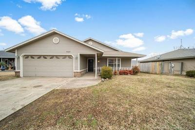 Claremore Single Family Home For Sale: 9447 E Magnoliawood Drive