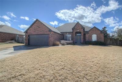 Jenks Single Family Home For Sale: 1214 W 117th Place S