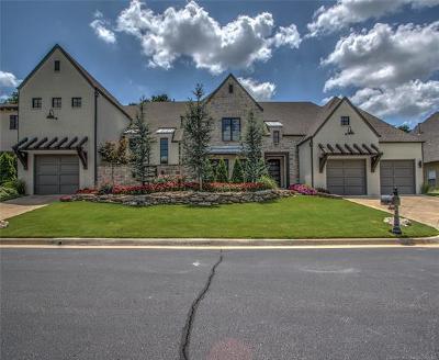 Broken Arrow, Jenks, Tulsa Single Family Home For Sale: 6318 E 110th Street