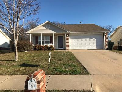 Claremore Single Family Home For Sale: 1006 W 24th Street N