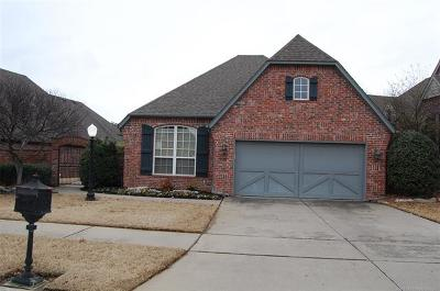 Owasso Single Family Home For Sale: 9018 N 100th East Avenue
