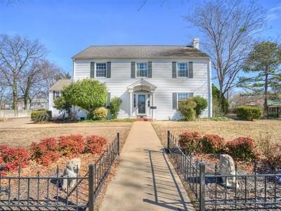 Bartlesville Single Family Home For Sale: 918 S Johnstone Avenue