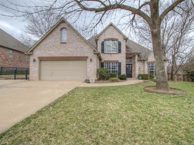 Jenks Single Family Home For Sale: 12511 S 18th Circle E