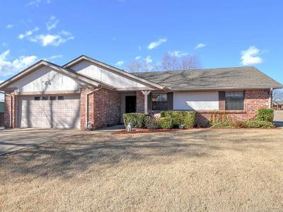 Bartlesville Single Family Home For Sale: 3998 Lakeview Drive